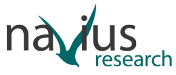 Navius Research Inc Retina Logo